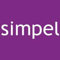 customer service medewerker Simpel logo