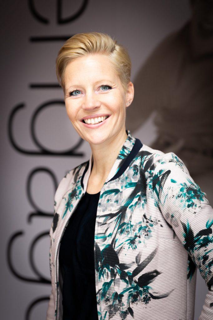 Sharon Braam, head of People, Culture & Development bij VANAD Engage